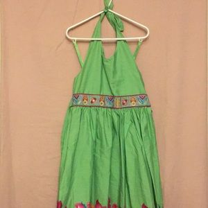 Girl's Dress - Blueberi boulevard (Size 10)
